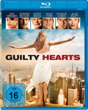 Guilty Hearts - Blu-ray cover