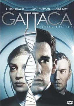 Gattaca - Video CD cover