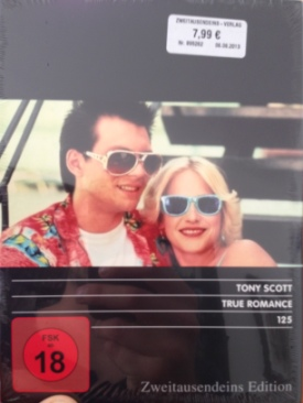 True Romance - DVD cover