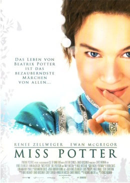 Miss Potter - Video CD cover