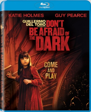 Don't Be Afraid Of The Dark - Blu-ray cover
