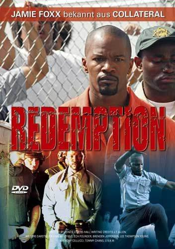Redemption - DVD cover