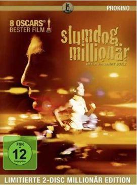 Slumdog Millionaire - DVD cover