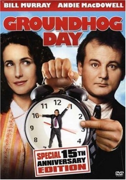 Groundhog Day - DVD-R cover