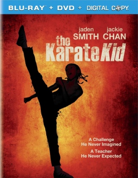 Karate Kid (2010) - Blu-ray cover