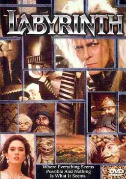 Labyrinth - DVD-R cover