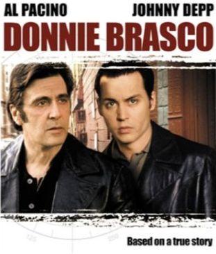 Donnie Brasco - VHS cover