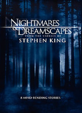 Nightmares and Dreamscapes - DVD cover