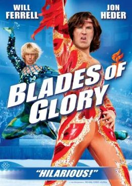 Blades of Glory - DVD-R cover