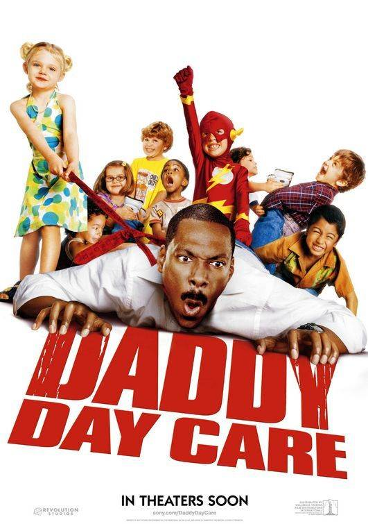 Daddy Day Care - Laser Disc cover