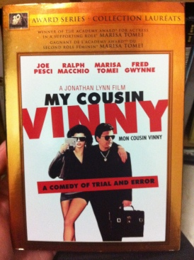 My Cousin Vinny - UMD cover