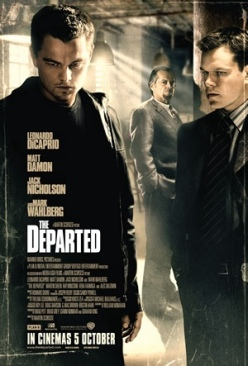 The Departed - DVD cover