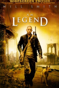 I Am Legend - UMD cover