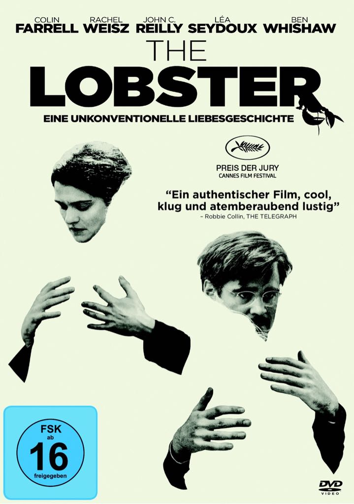 Fresh Lobster Movie Poster - Trade Me