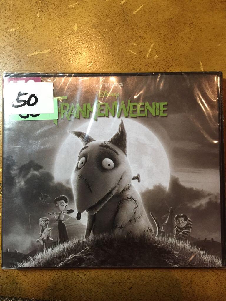 Frankenweenie -  cover