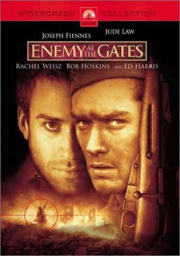 Enemy at the Gates - DVD cover