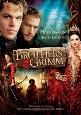 The Brothers Grimm - Video CD cover
