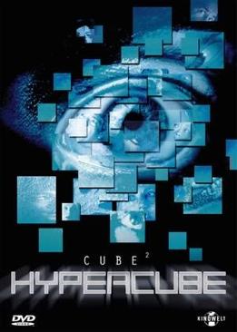 Cube 2: Hypercube - DVD cover
