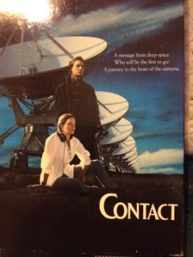 Contact - VHS cover