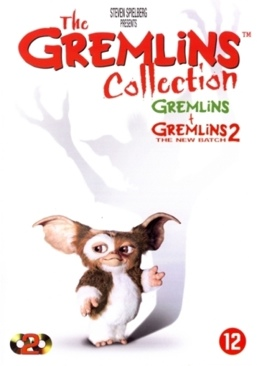 Gremlins - DVD-R cover