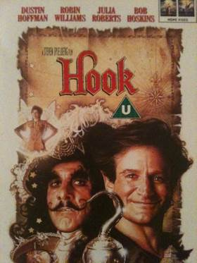Hook - VHS cover