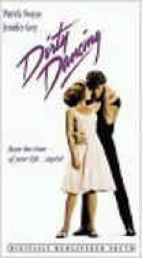 Dirty Dancing - VHS cover