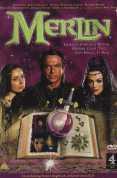 Merlin - Video CD cover