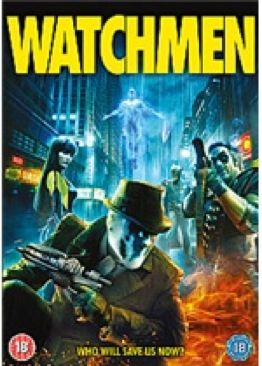Watchmen - CED cover