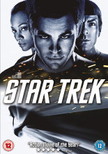 Star Trek - DVD cover