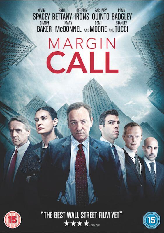 Margin Call - HD DVD cover
