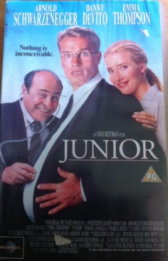Junior - VHS cover