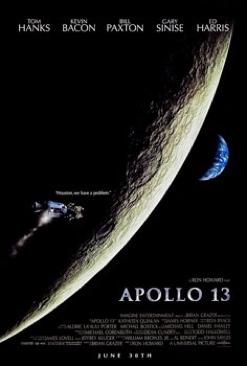 Apollo 13 - VHS cover