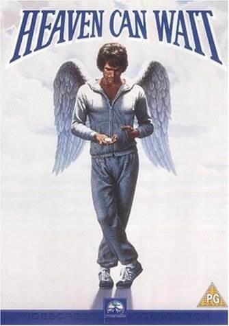 Heaven Can Wait - DVD cover