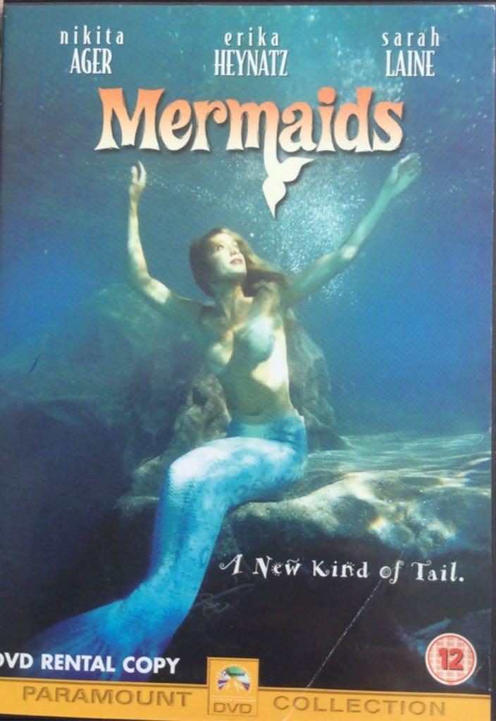 Mermaids -  cover