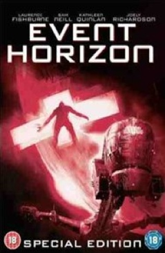 Event Horizon - DVD cover