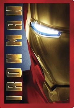 Marvel 3 Iron Man - DVD cover