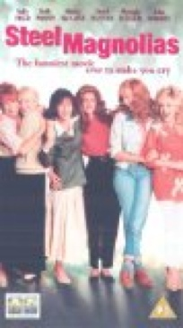 Steel Magnolias - VHS cover