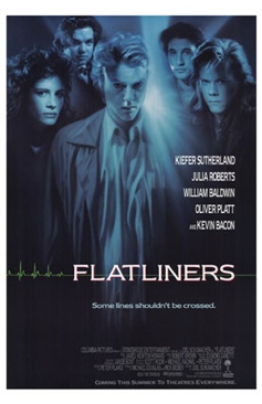Flatliners - VHS cover
