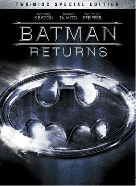 Batman Returns - VHS cover
