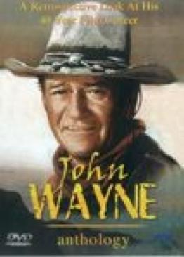 John Wayne - DVD cover