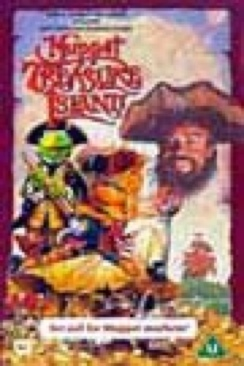 Muppet Treasure Island - VHS cover
