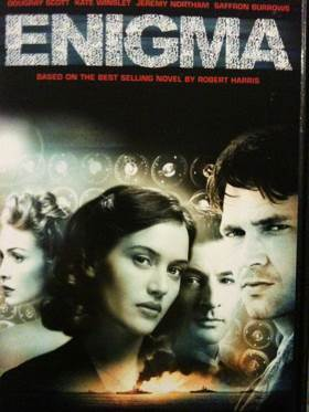 Enigma - VHS cover