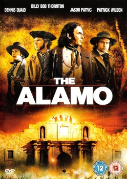 The Alamo - DVD cover