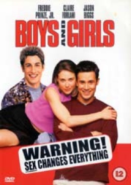 Boys and Girls - DVD cover