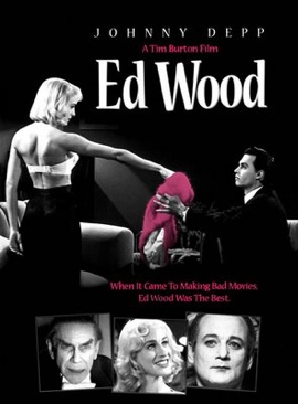 Ed Wood - DVD cover