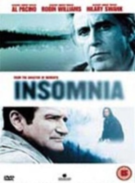 Insomnia - DVD cover