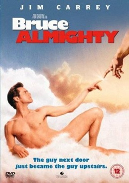 Bruce Almighty - CED cover