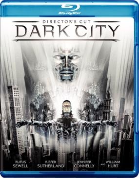 Dark City - Blu-ray cover