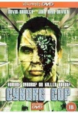 Cyborg Cop - DVD cover