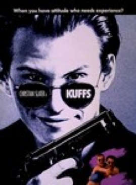 Kuffs (VHS) 3 - DVD cover